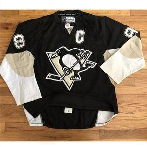 Pittsburgh Penguins Sidney Crosby  Hockey Jersey